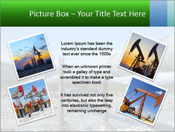Alaska pipeline PowerPoint Template - Slide 24