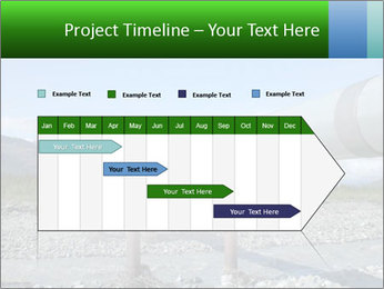 Alaska pipeline PowerPoint Template - Slide 25