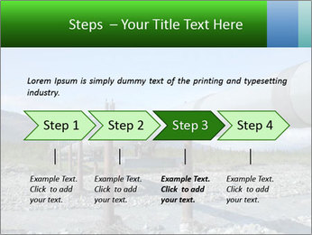 Alaska pipeline PowerPoint Template - Slide 4