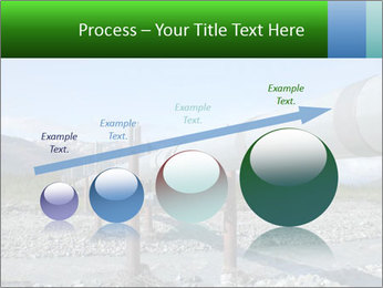 Alaska pipeline PowerPoint Template - Slide 87