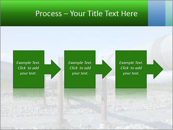 Alaska pipeline PowerPoint Template - Slide 88
