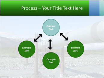 Alaska pipeline PowerPoint Template - Slide 91