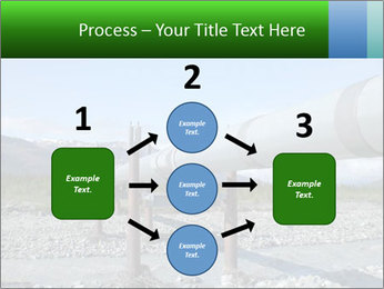 Alaska pipeline PowerPoint Template - Slide 92