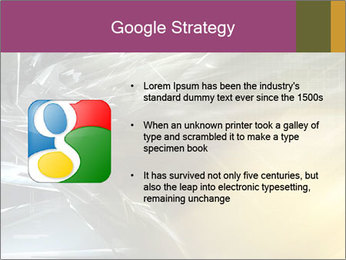 Futuristic hi-tech PowerPoint Template - Slide 10