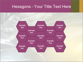 Futuristic hi-tech PowerPoint Template - Slide 44