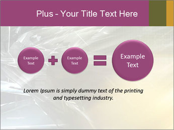 Futuristic hi-tech PowerPoint Template - Slide 75