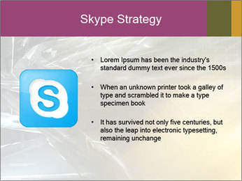 Futuristic hi-tech PowerPoint Template - Slide 8