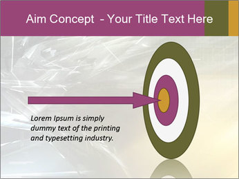 Futuristic hi-tech PowerPoint Template - Slide 83