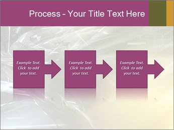 Futuristic hi-tech PowerPoint Template - Slide 88