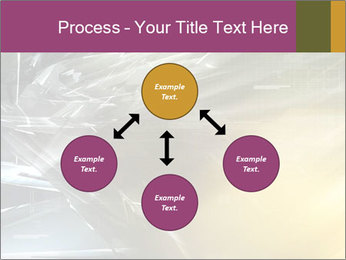Futuristic hi-tech PowerPoint Template - Slide 91