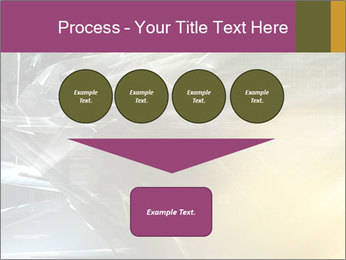 Futuristic hi-tech PowerPoint Template - Slide 93