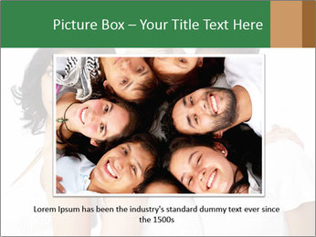 Young Women PowerPoint Template - Slide 15