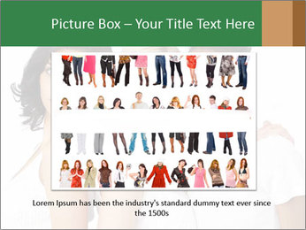 Young Women PowerPoint Template - Slide 16