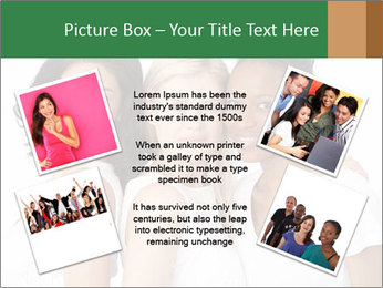 Young Women PowerPoint Template - Slide 24