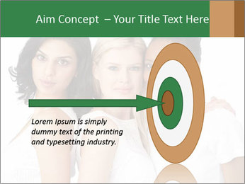 Young Women PowerPoint Template - Slide 83