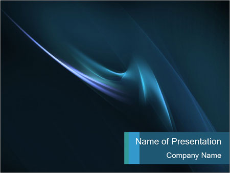 elegant powerpoint template smiletemplates com