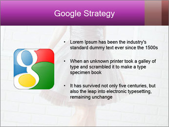 Wearing dress PowerPoint Templates - Slide 10
