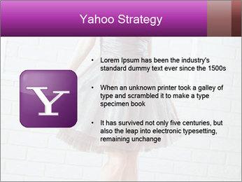 Wearing dress PowerPoint Templates - Slide 11