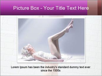 Wearing dress PowerPoint Templates - Slide 16