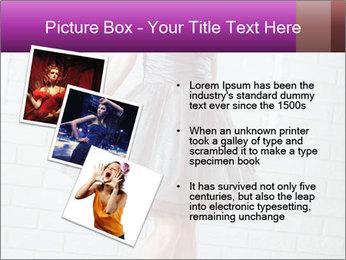 Wearing dress PowerPoint Templates - Slide 17