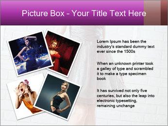Wearing dress PowerPoint Templates - Slide 23