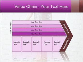 Wearing dress PowerPoint Templates - Slide 27