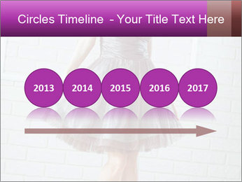 Wearing dress PowerPoint Templates - Slide 29