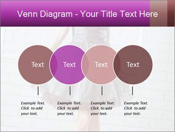 Wearing dress PowerPoint Template - Slide 32