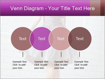 Wearing dress PowerPoint Templates - Slide 32
