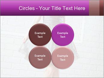 Wearing dress PowerPoint Templates - Slide 38