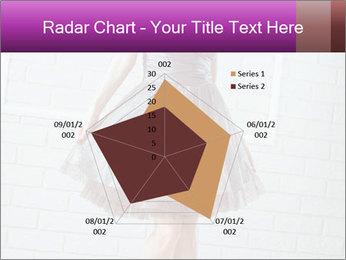 Wearing dress PowerPoint Templates - Slide 51