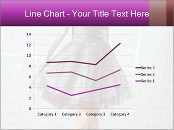 Wearing dress PowerPoint Templates - Slide 54