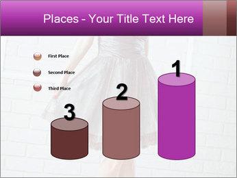 Wearing dress PowerPoint Templates - Slide 65
