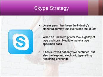 Wearing dress PowerPoint Templates - Slide 8