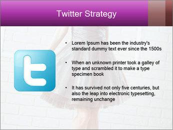 Wearing dress PowerPoint Templates - Slide 9