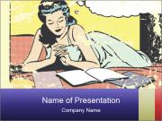 Pop art PowerPoint Templates