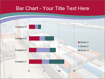 Large container ship PowerPoint Template - Slide 52