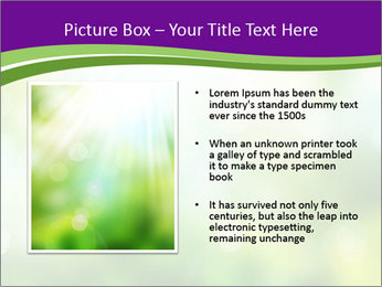 Nature PowerPoint Template - Slide 13