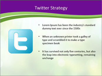 Nature PowerPoint Template - Slide 9