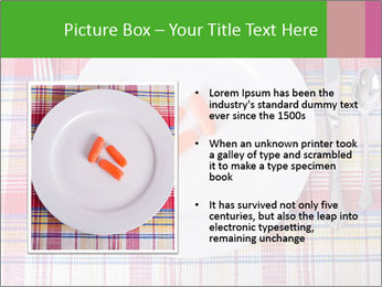 Three carrots PowerPoint Template - Slide 13