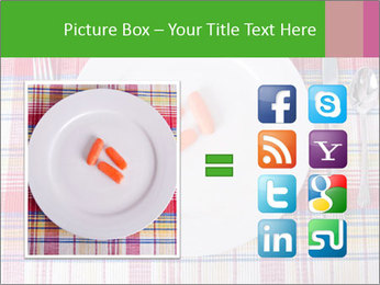 Three carrots PowerPoint Template - Slide 21