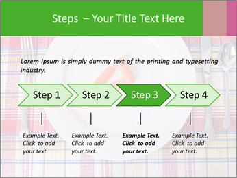 Three carrots PowerPoint Template - Slide 4