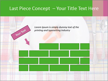 Three carrots PowerPoint Template - Slide 46