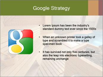 Sauna PowerPoint Template - Slide 10
