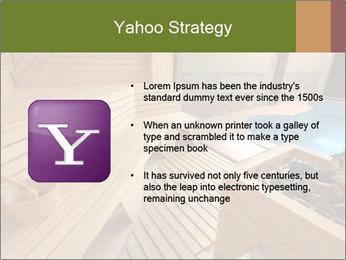 Sauna PowerPoint Template - Slide 11