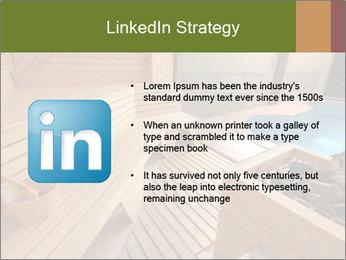 Sauna PowerPoint Template - Slide 12