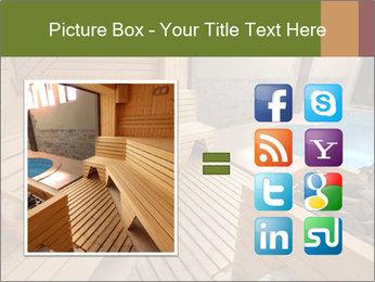 Sauna PowerPoint Template - Slide 21