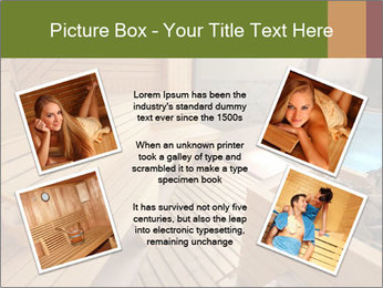 Sauna PowerPoint Template - Slide 24
