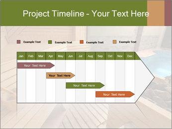 Sauna PowerPoint Template - Slide 25
