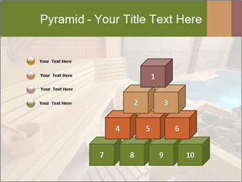 Sauna PowerPoint Template - Slide 31